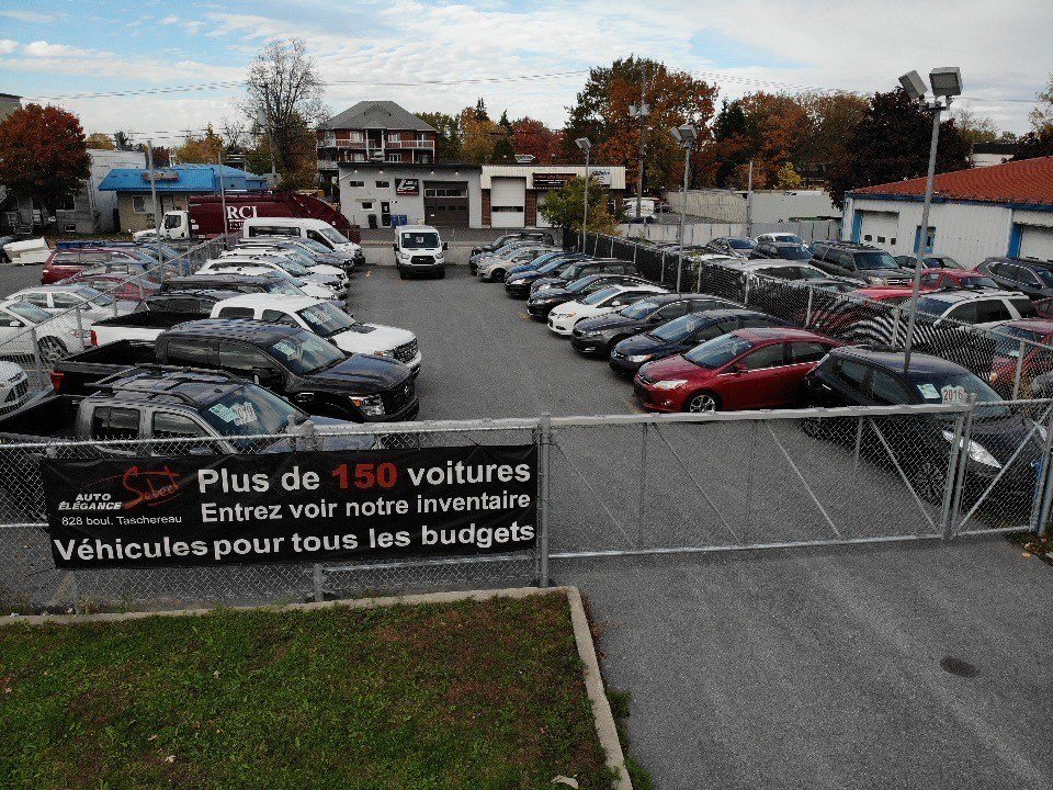 Véhicules usagés et camions usagés à vendre à Longueuil